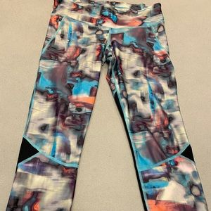 Women's Under Armour Fly Fast Printed Tights
